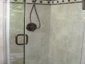 beige-tile-shower-with-diamond-mosaic-border