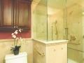travertine-shower