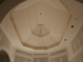 triple-vault-cathedral-ceiling-crown-and-wainscot-installing